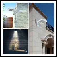 Sky Hotel Solar PIR Motion Sensor Outdoor Led Wall Light IP65