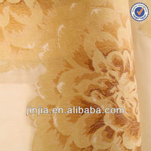 Z new fashion style embroidery designs curtain fabric princess