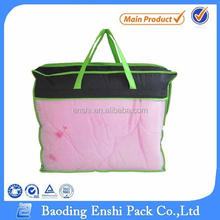 clear soft PVC bag ,plastic quilt bag, transparent pvc pouch