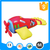 Promotional pvc inflatable kids airplane toys