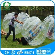 2015 Cheap inflatable exercise body bumper ball,inflatable human bumper ball