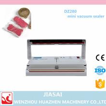portable DZ280 semi-automatic food vacuum sealer