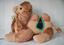 plush camel toys/wholesale stuffed camel toys