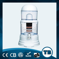 Mineral water purifier pot Ro system