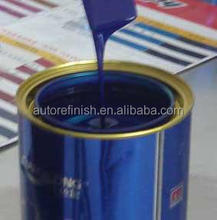 1L colorful 2K TOP COAT CAR PAINT multiple color choice for repair spot car damage