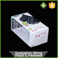 General OEM Plastic Packaging PET Folding Box