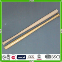 wood mini baseball bat factory make customized logo made in China