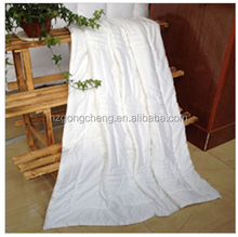 100%polyester, sand wash,modern simplicity quilt with lace piping