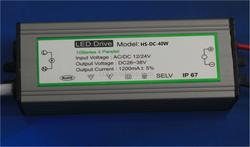 10 Series 4 Parallel 40W DC26~38V LED Driver LED Drive 26~38V