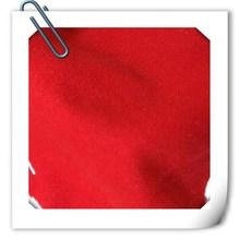Red 32/5/63 nylon spandex rayon fabric for garment fabric