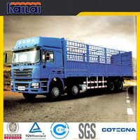 China shacman f3000 8x4 20 ton cargo lorry truck for sale