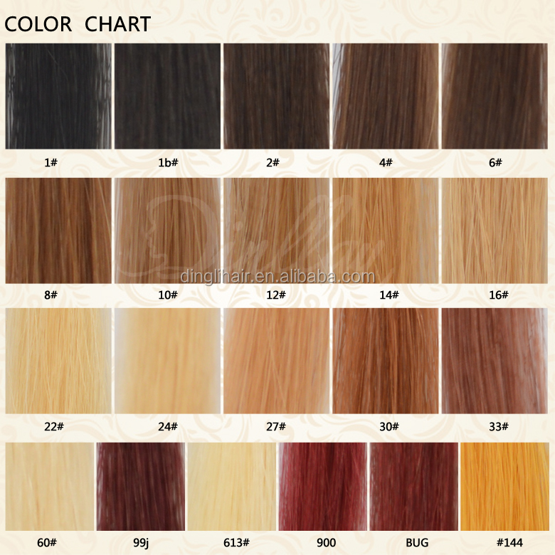 2014 Hot Fashionable Colored Two Tone Hair Weave Body Wave Fashion