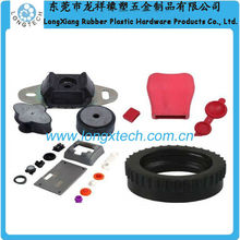 durable adhesive silicone rubber feet for chair