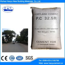 cement in 40kg bags price portland cement china
