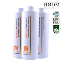 Protein Treatment For Hair Brazilian Keratin+Italian Keratin Hair Straightening Cream-Original Protein Therapy With Nano Techs