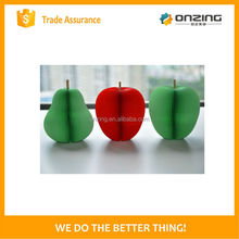 Onzing good quality die cut mini shaped sticky notes & sticky notes & memo pad