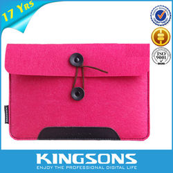 high-end design neoprene 15.6 inch laptop sleeve