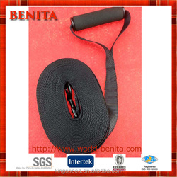 20ft/30ft/50ft long nylon webbing soft handle dog training leads/leash