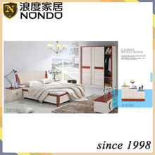 Bedroom furniture double bed with box 5202