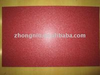 matt structure color coated steel plate