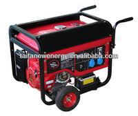6.5HP gasoline generator