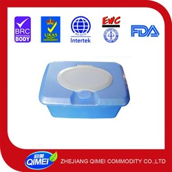 plastic container for wet wipes raw material for wet wipes