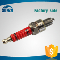 Hot new products for 2015 ningbo manufacturer motorcycle engine spark plug