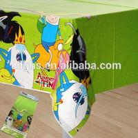seasonal packaging/plastic table cover/ walmart ,DG,Disney targer product
