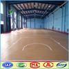 Sports Equipment,PVC Sports Flooring,Shock-Absorption PVC Basketball FLOOR With PU Coating