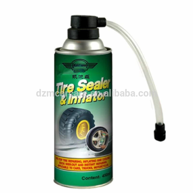 lastik tamir sıvı dolgu spreyi