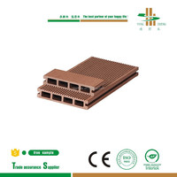 Eco-friendly wood plastic composite/wpc swimming pool deck