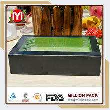 Alibaba made in china food grade disposable sushi packaging