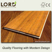 Without plastic wood floor