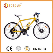 26 inch easilly assist electric motorcycle