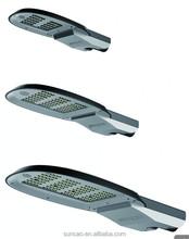 Great driver high luminous aluminum alloy 40/60/100/180/250w led street lamp post