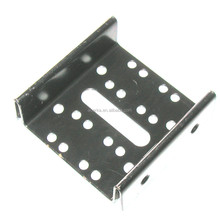 "Furniture Bed Hardware - Bedlock, Double 6"" h Mounting Plate"
