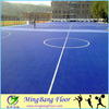 China manufanture plastic outdoor basketball court floor