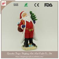 Resin Factory Decorative Manufacture Cheap Santa Claus Hat Wholesale