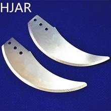 vegetable processing stainless steel mincer mahinery blade