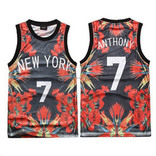 Excellent quality sports antique sublimation basketball tops