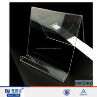 Pure Crystal Desk Perspex Acrylic ipad Holder Stand