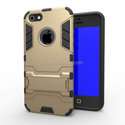 For Apple iPhone 5/5s Protective Kickstand Phone Case