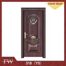 Promote wholesale competitive price metal accordion doors