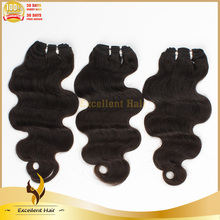 Wholesale&retail free shedding sample for 5a 100% virgin brazilian hair for cheap