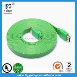 MOST popular in china ,green 8 pin t cable for mobile phone
