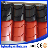 Building material roofing sheet/heating insulation metal roof tile