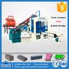 QT4-15C automatic china concrete block building costs/concrete molding machine slab