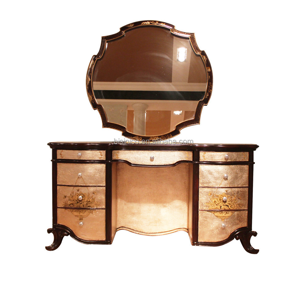 Wooden furniture design dressing table for Mobilier design