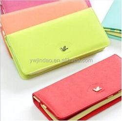 Fashion Korean style bird mini multifunctions lady wallet/card bag