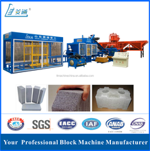 LTQT10-15 Automatic hydraulic solid brick molding machine for myanmar